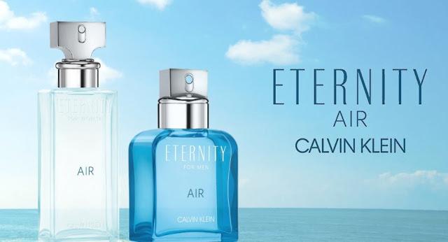 Duet Calvin Klein Eternity Air