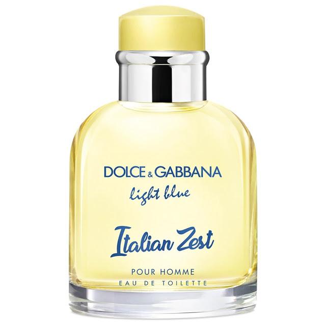 Dolce&Gabbana Italian Zest Light Blue Pour Homme