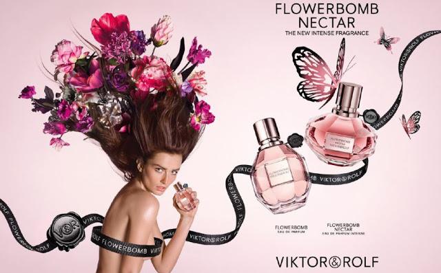 Viktor&Rolf Flowerbomb Nectar wraz z wersją klasyczną