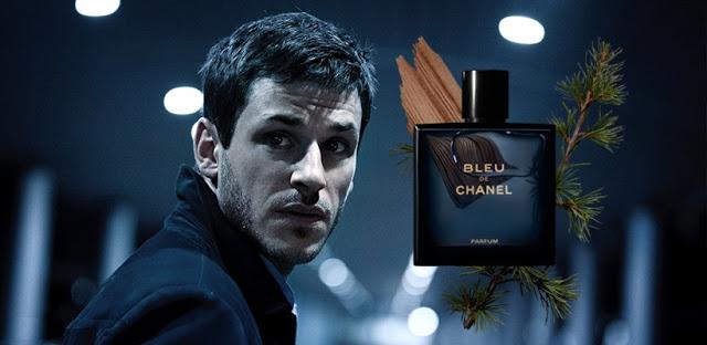 Gaspard Ulliel w kampanii Bleu de Chanel Parfum