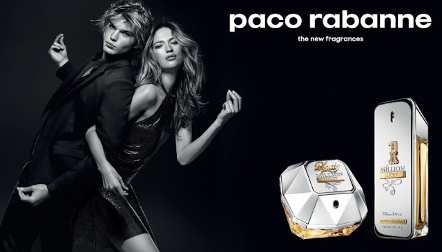 Reklama Paco Rabanne 1 Million Lucky