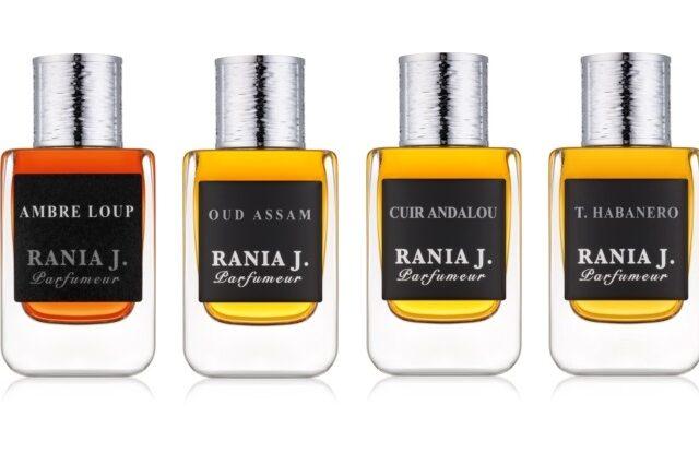 Rania J perfumy