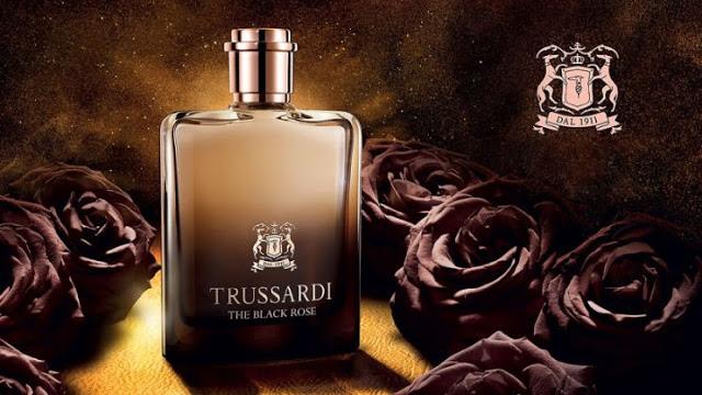 Trussardi The Black Rose