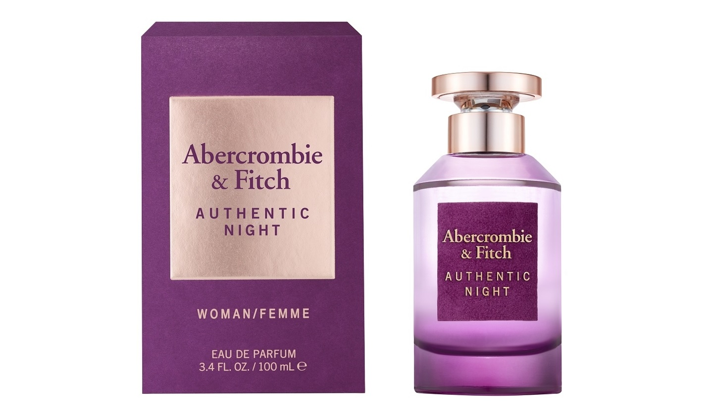Abercrombie Fitch Authentic Night Femme Woman for Her
