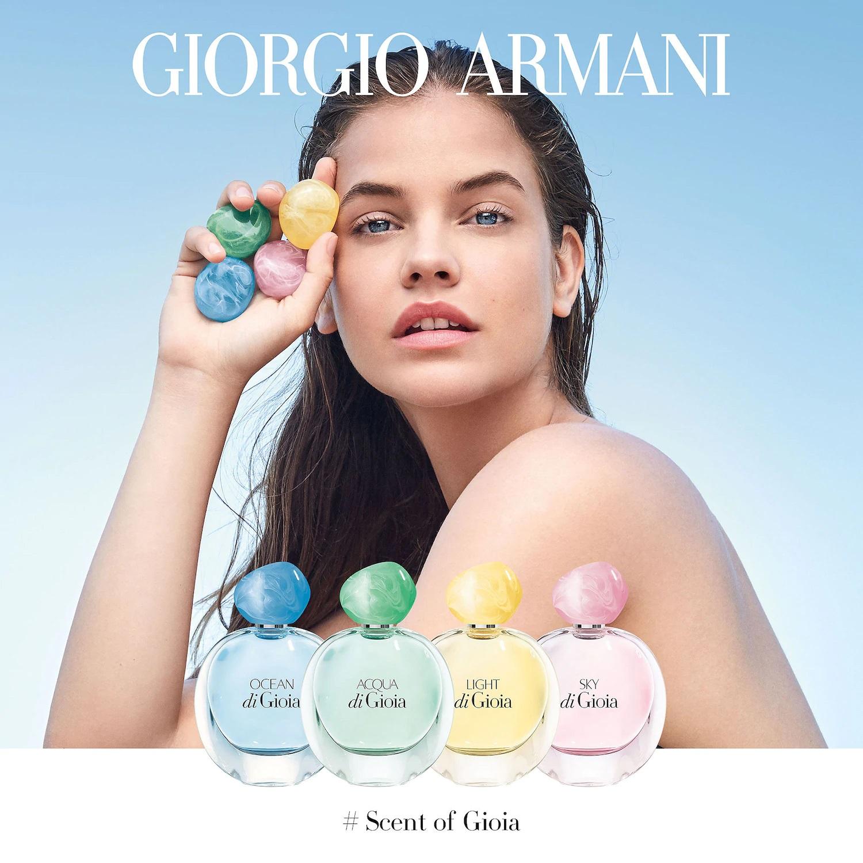 Giorgio Armani Ocean di Gioia kampania