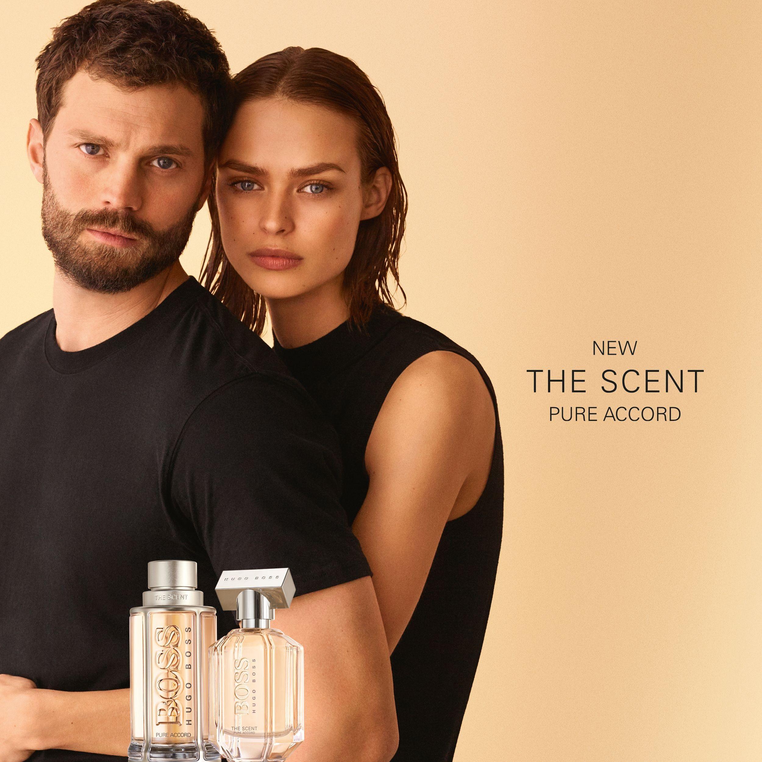 Kampania perfum The Scent Pure Accord