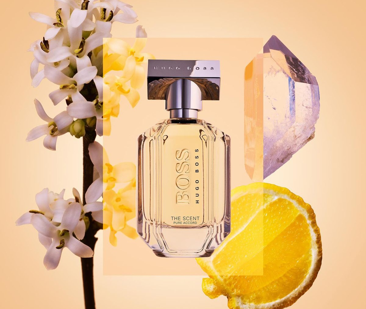 Hugo Boss The Scent Pure Accord for Her opinie