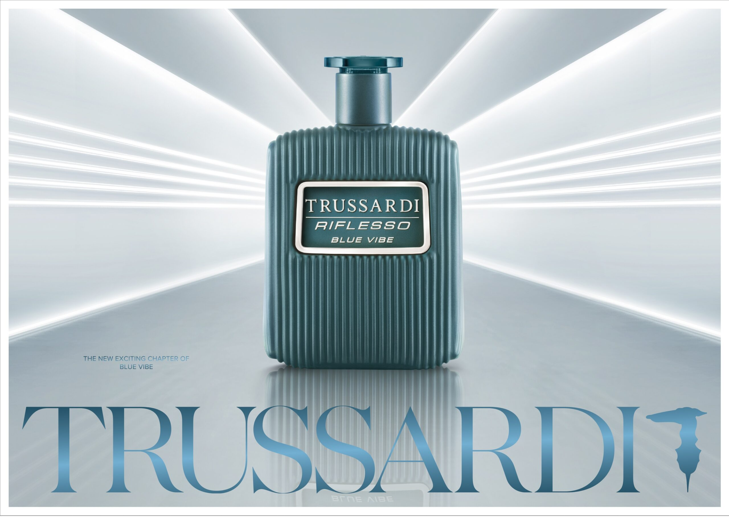 Trussardi Blue Vibe Limited Edition
