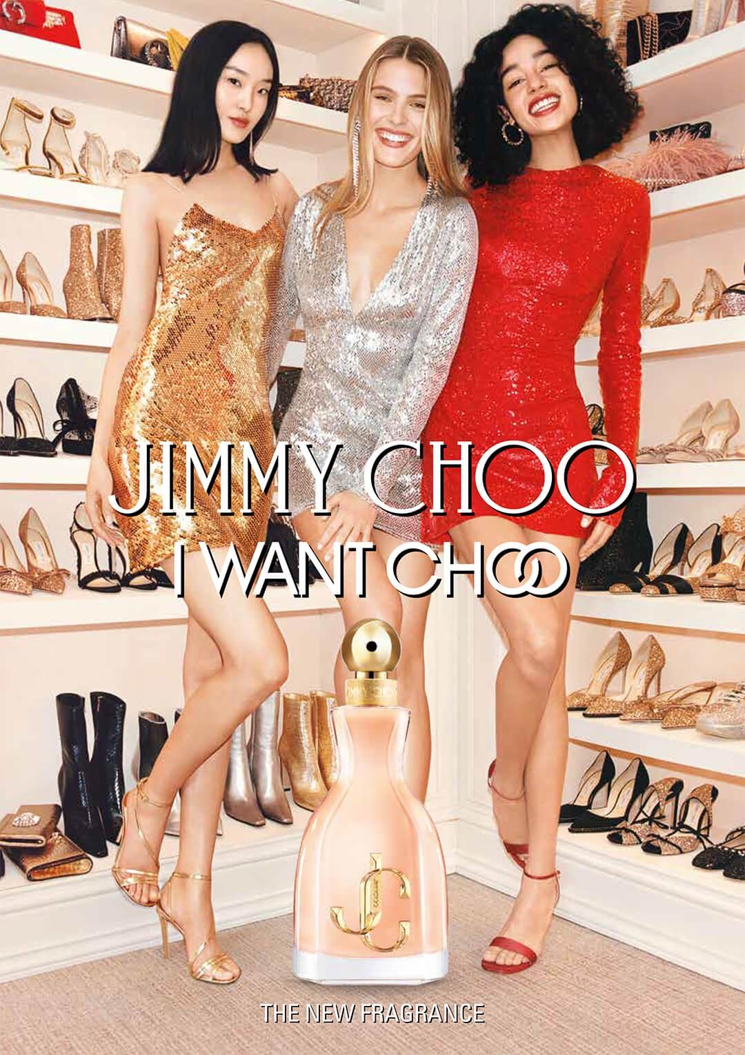 Jimmy Choo I Want Choo perfumy