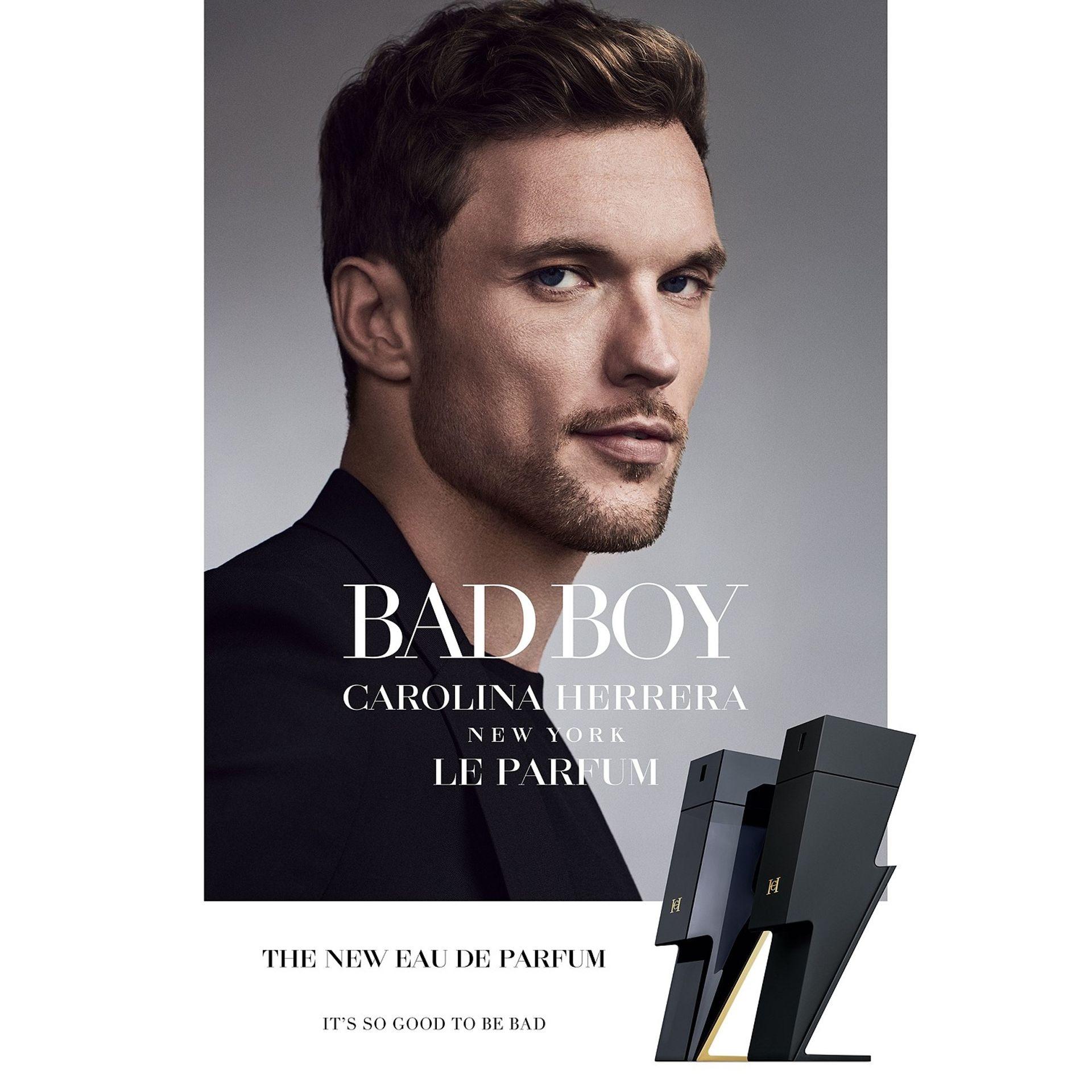 Carolina Herrera Bad Boy Le Parfum opinie