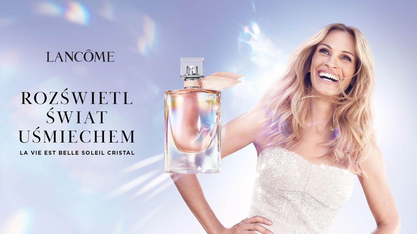 Lancome La Vie Est Belle Soleil Cristal opinie