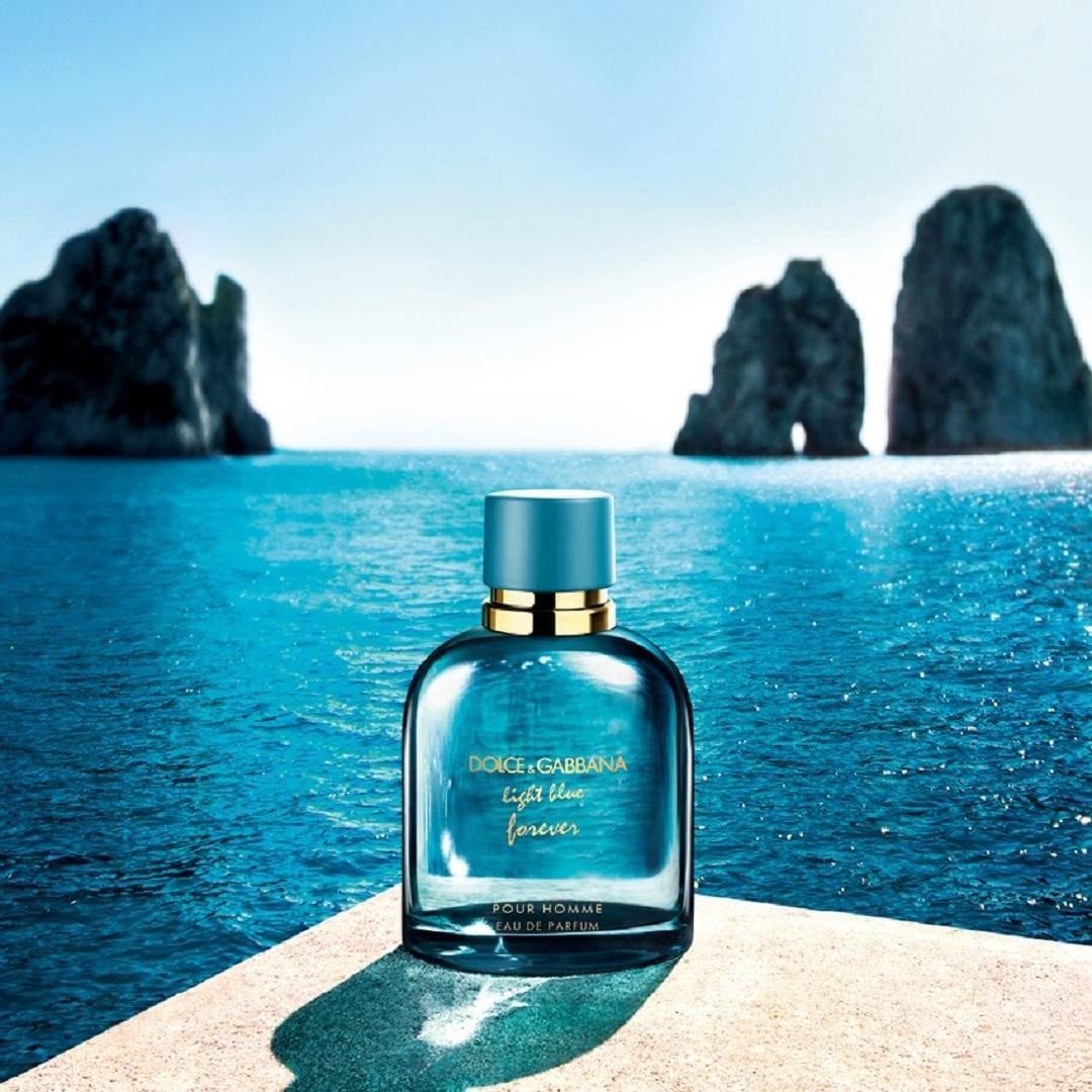 Dolce&Gabbana Light Blue Pour Homme Forever