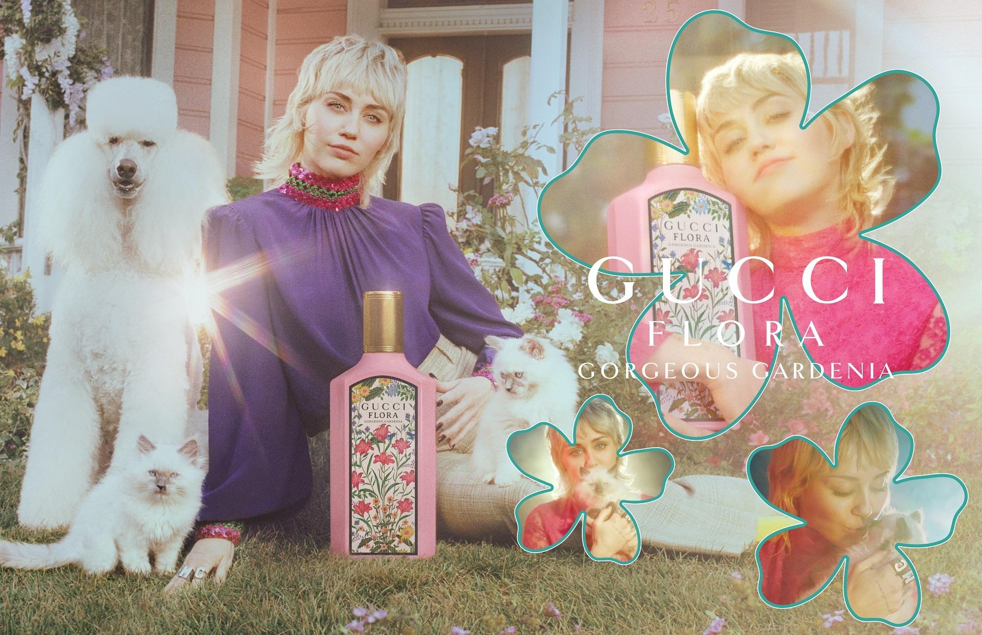 Gucci Flora Gorgeous Gardenia EdP opinie i kampania
