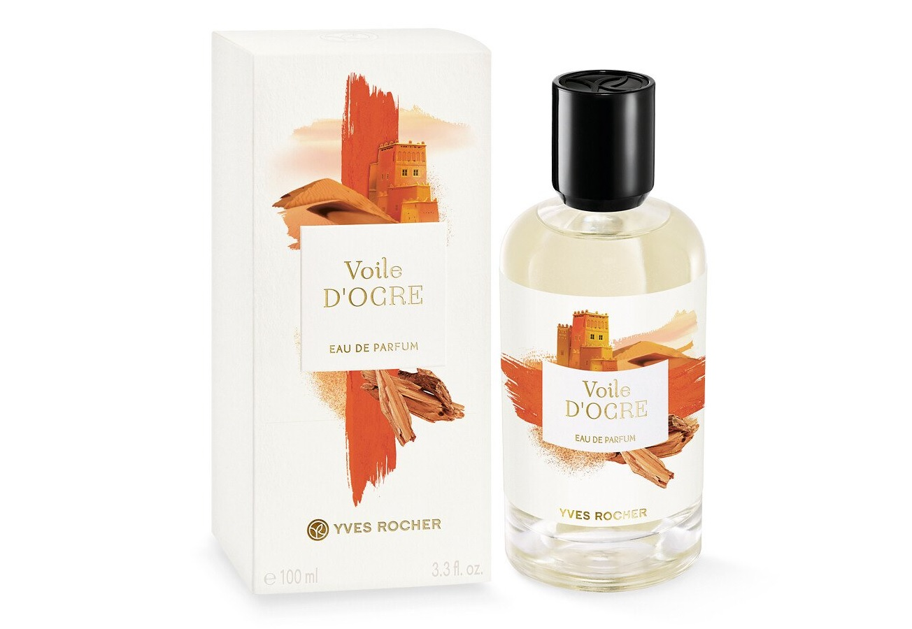Yves Rocher Voile d'Ocre